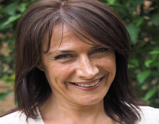 Head shot - Sue Cipin